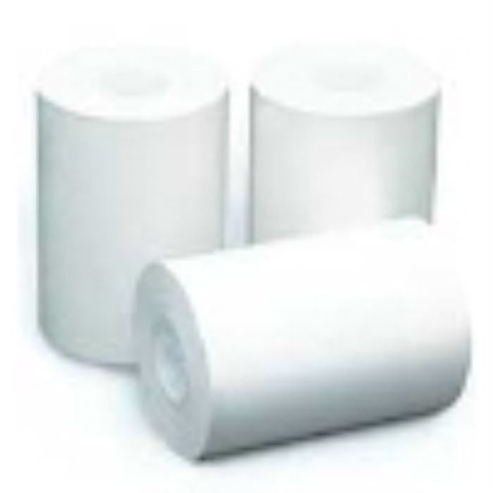 "3.125"" x 230' Direct Thermal Receipt Paper 50 Rolls/CTN"