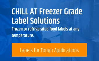 CHILL AT Freezer Grade Label Solutions